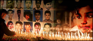 Remembering The Martyrs of Army Public School Peshawar