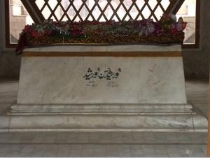 K H Khurhsid Mazar in Muzaffarabad11