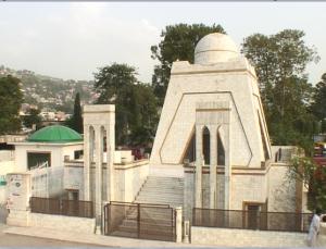 KH Khurshid Mazar