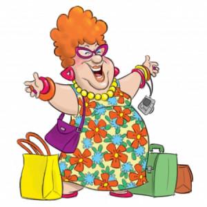 aunt-clipart-aunt-loud-outfit-450x450