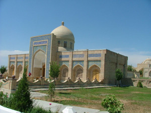 Naqshbandi_bukhara