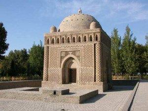 Samanid_Mausoleum1