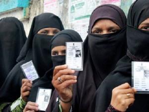 muslim women's names missing in electoral list in karnataka