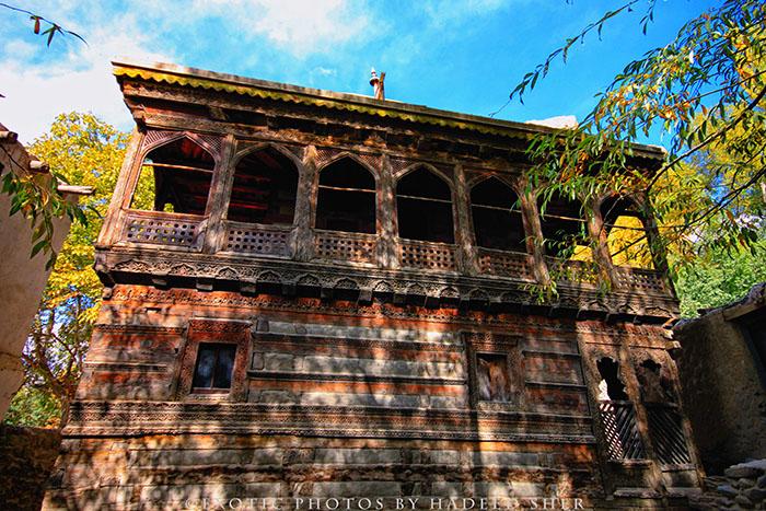 Khilangrong Mosque Shigar