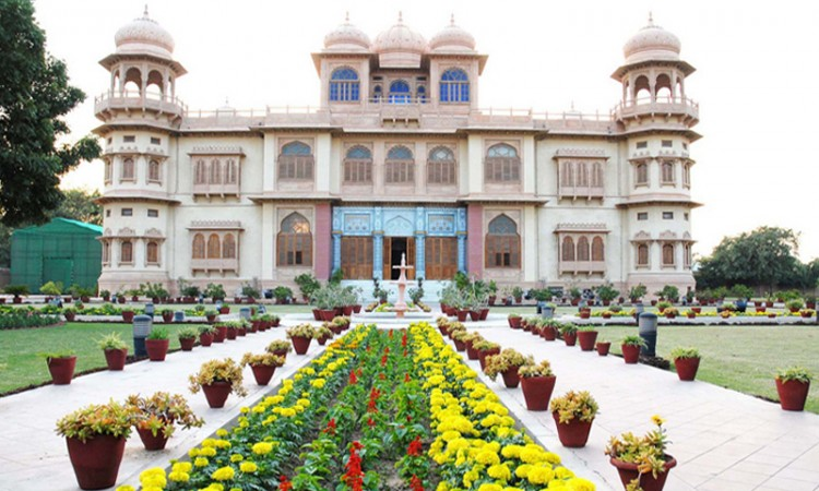 Mohatta Palace - Picture credit: mohattapalace.com